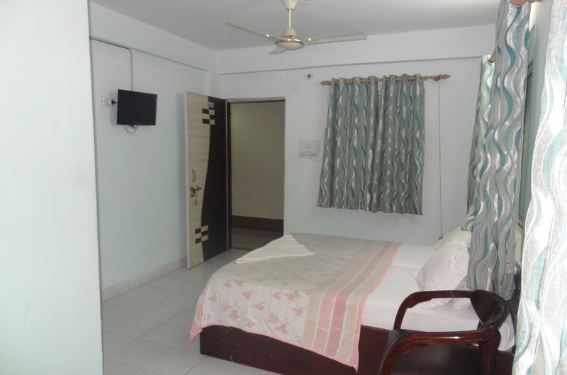 Hotel Gangotri:Rooms